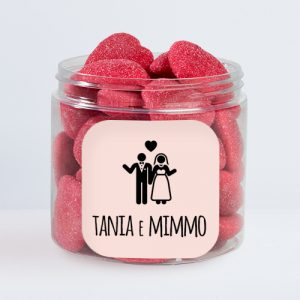 caramelle matrimonio candyness