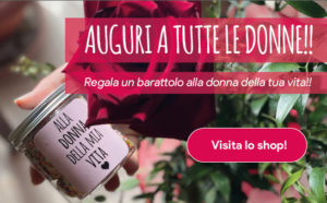 Caramelle online Candyness per auguri a tutte le donne